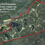 Big Hill Plantation-TaxMap